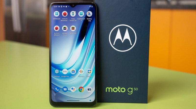 Motorola Moto G50 5G Full Specs And Price