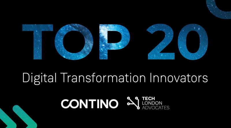 Just In: Contino's digital innovators report outlines the key factors for digital transformation success across Europe