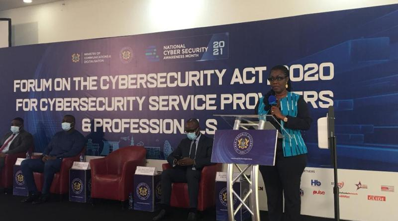 Ghana cybersecurity service providers will present licenses before operation