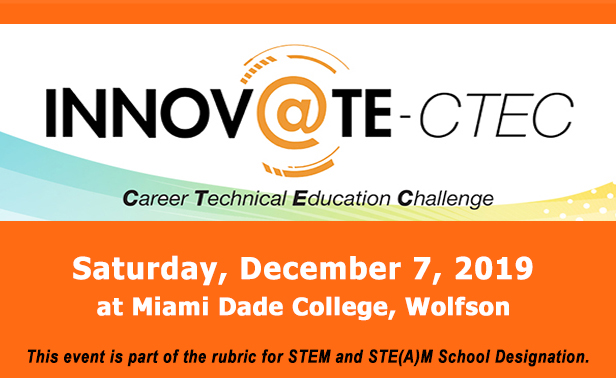 Innovate save the date december 7, 2019