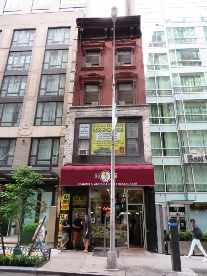 ons appartement in New York