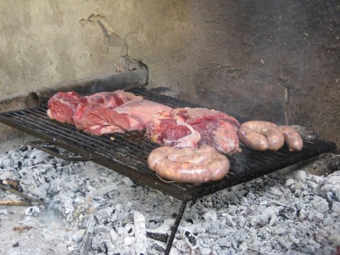 Argentijns vlees op de bbq