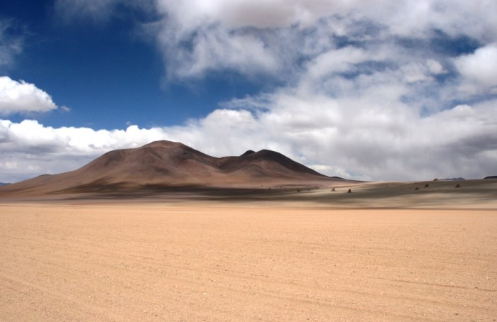landschap Salar de Uyuni