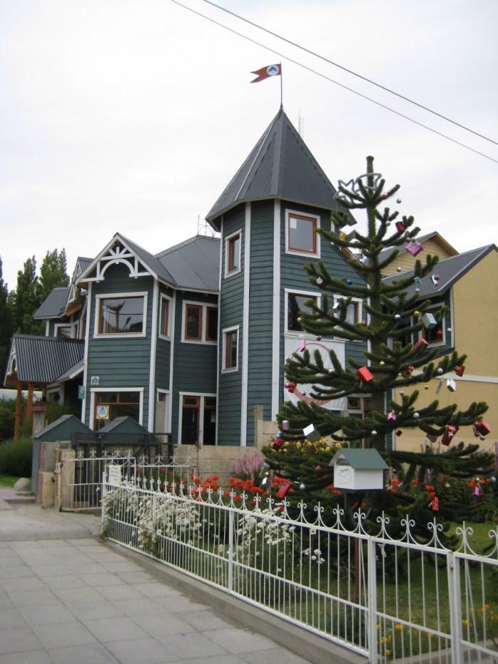 Hostel in Calafate (Argentinië)