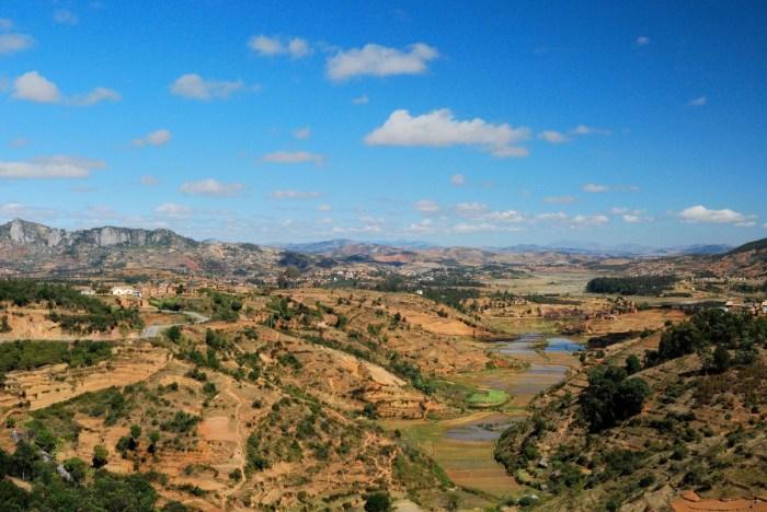 Madagascar vergezicht