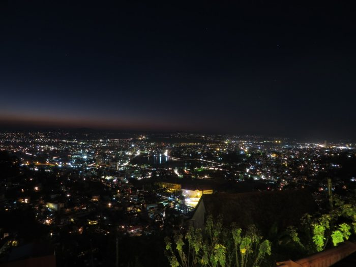 Antananarivo by night