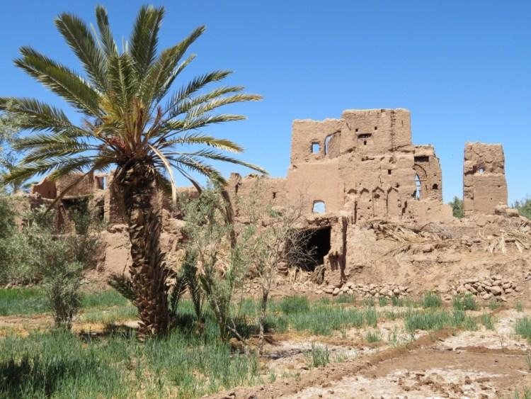kasbah Marokko
