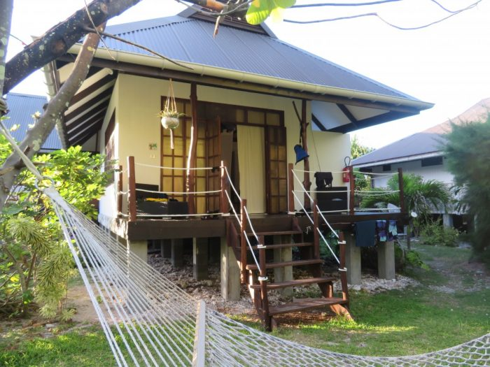 Bungalow le Coconut Lodge