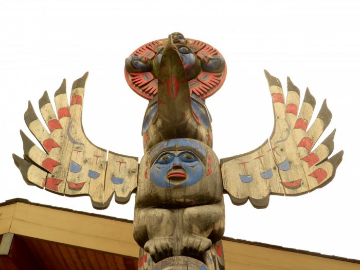 Kunst in bella coola