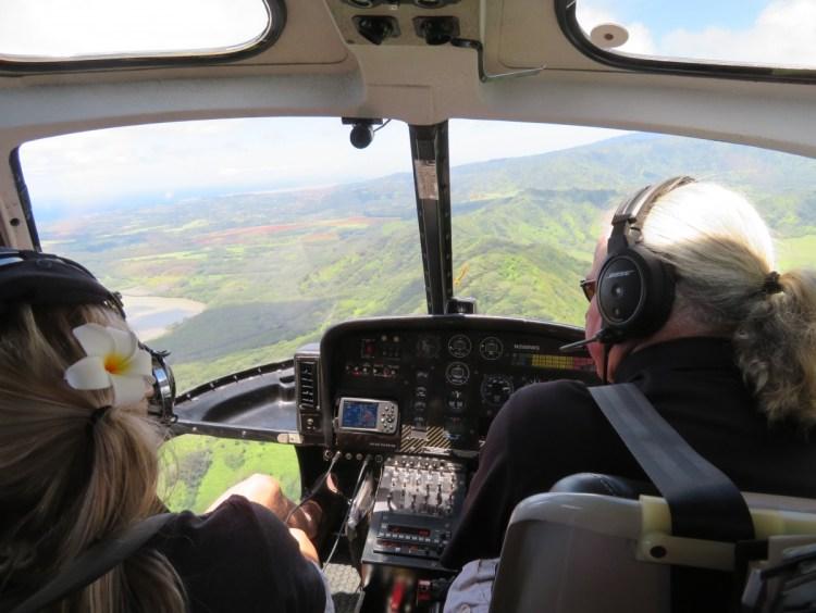 helikoptervlucht