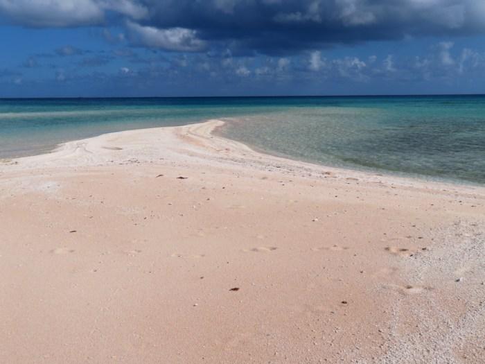 roze stranden Tikehau