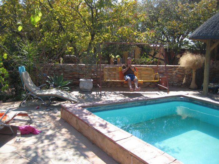zwembaden zijn koud!