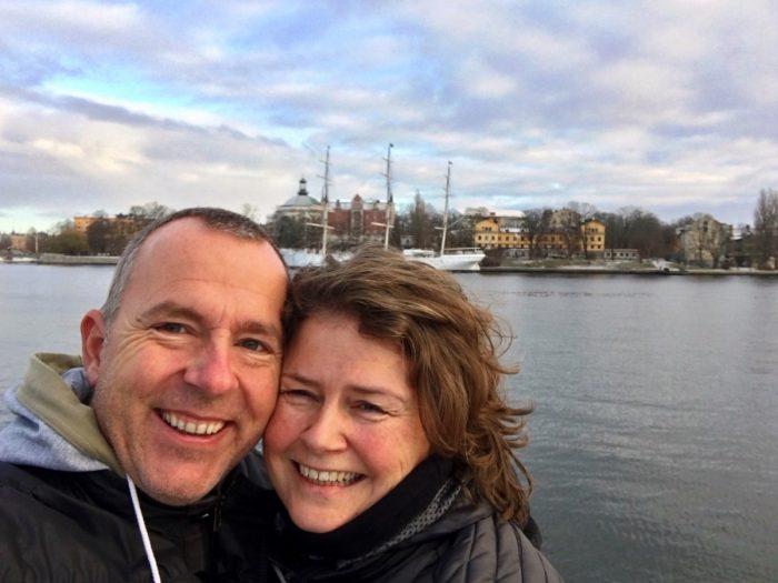 12,5 jaar getrouwd