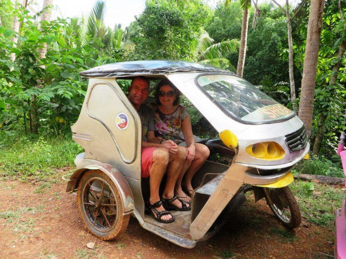 Tuktuk el Nido