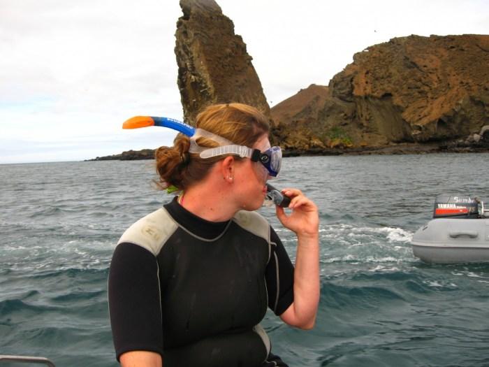 snorkelen bij Pinnacle Rock
