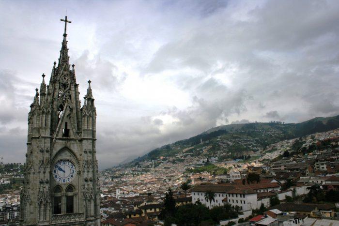 Quito la Basilica
