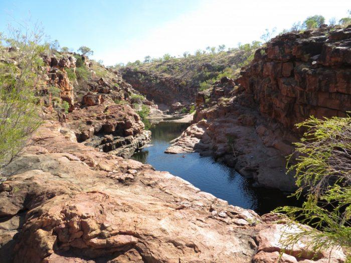 Bell Gorge, West-Australië
