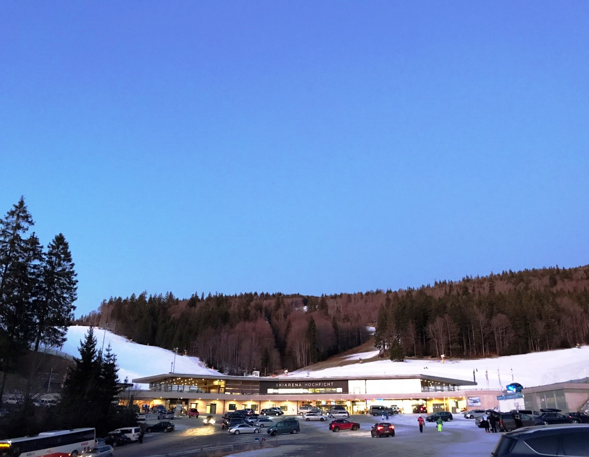Skicentrum Hochficht