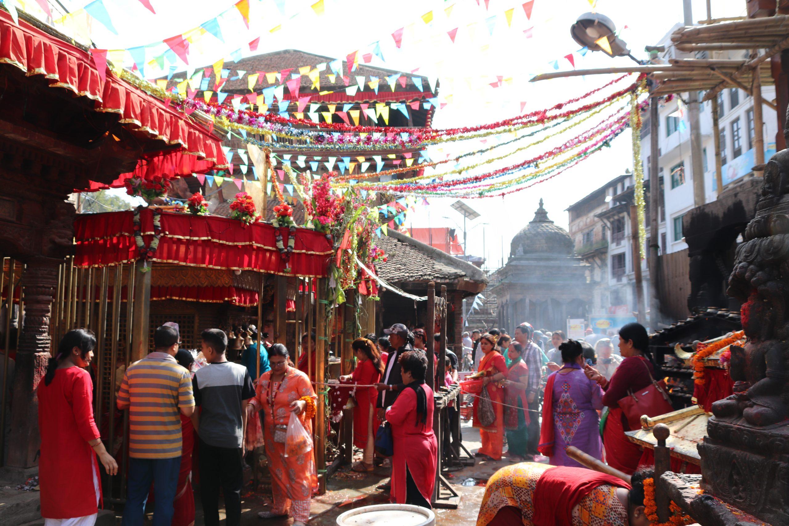 Dashain Kathmandu