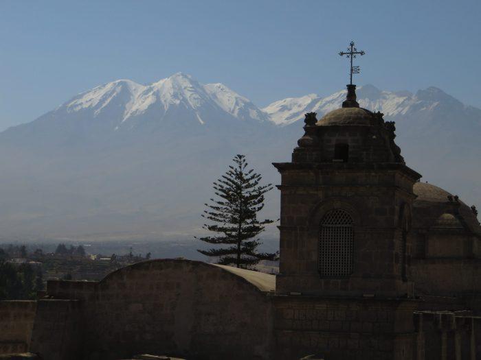 El Misti vulkaan
