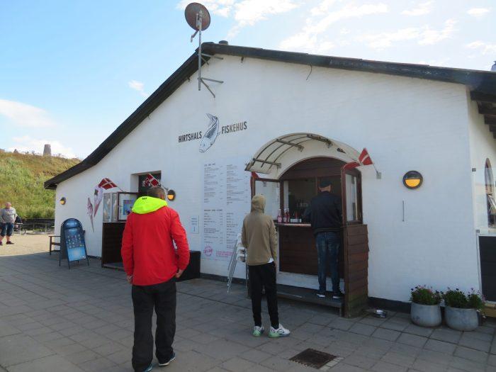 fiskehus Hirsthals