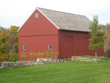Peet Historic Barn in Kent