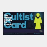 The Official Cultist Card