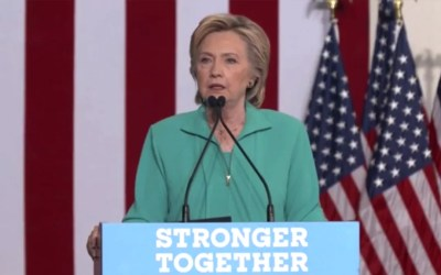 Confused Hillary makes America 'say what?' again