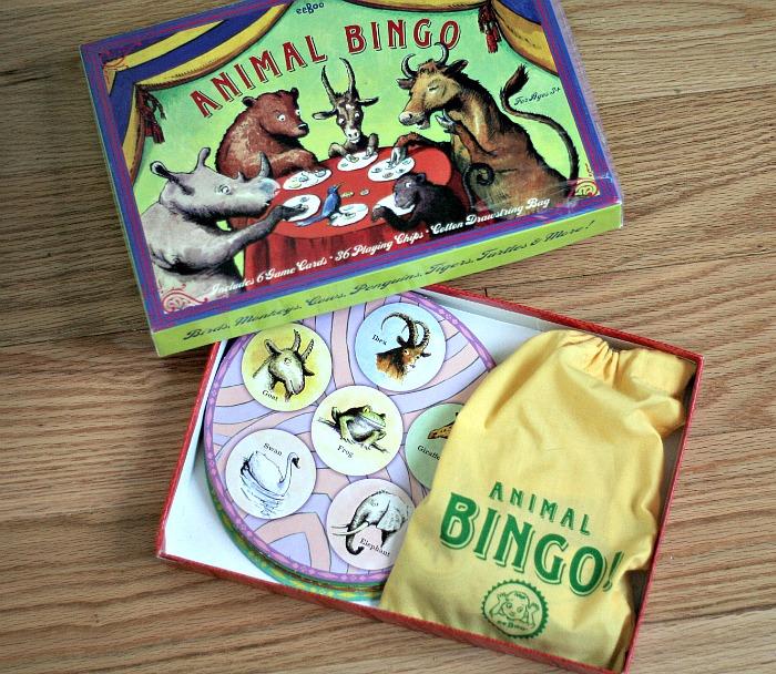 Animal Bingo 1