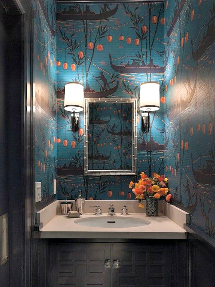 The Most Beautiful Powder Rooms Ever Connecticut In Style