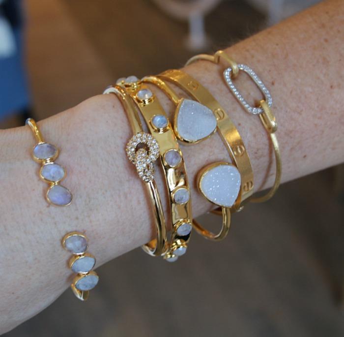 BH mixed bracelets