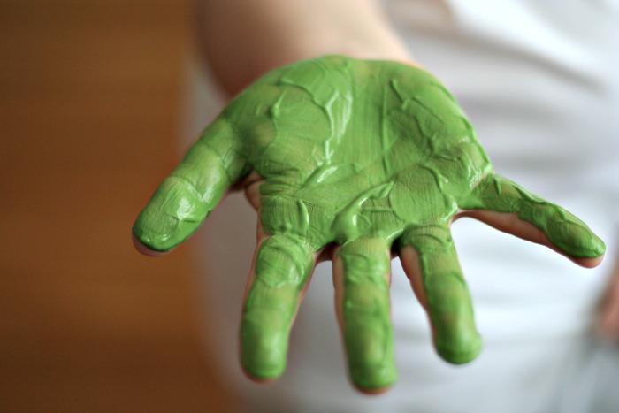 Handprint Art 3