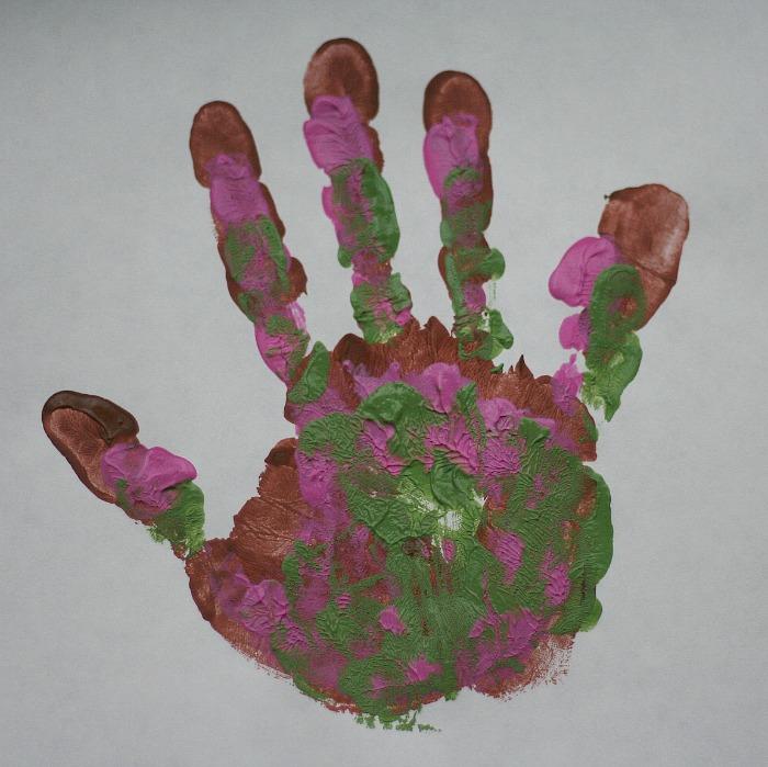 Handprint Art 7