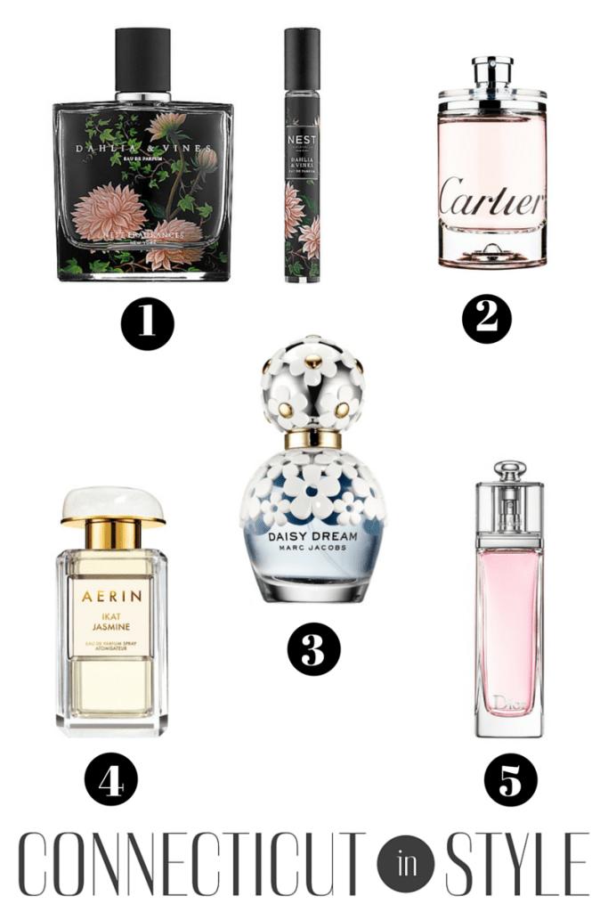 Five Fabulous Fragrances