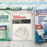 How to get Dazzling White Teeth