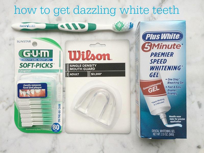 Dazzling teeth supplies 2