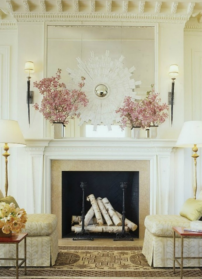 Fireplace Mantel Designs - Connecticut in Style