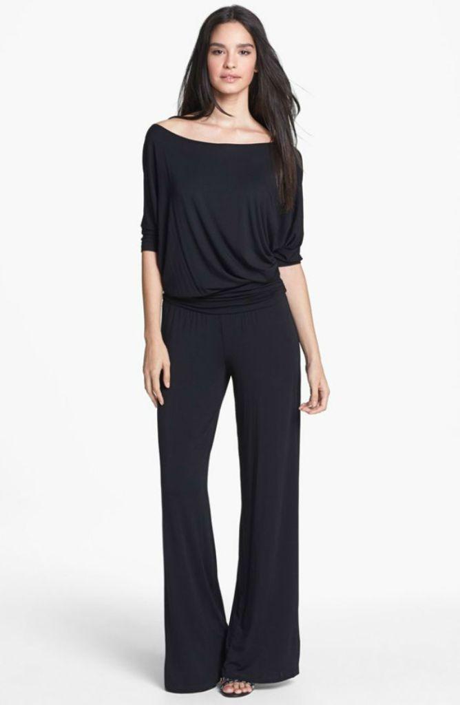 <black jumpsuit for women>