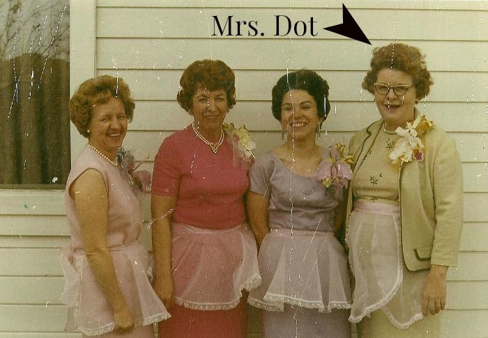 Mrs. Dot