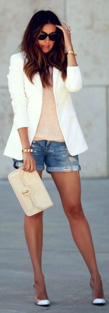 Denim Shorts 5
