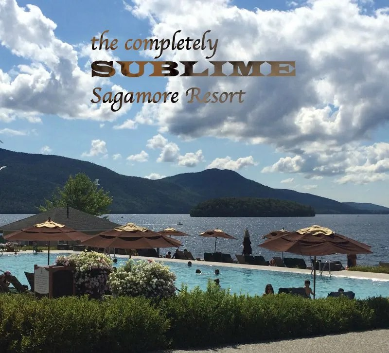The Sublime Sagamore Resort