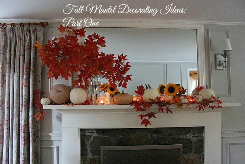 Mantel Decorating Ideas