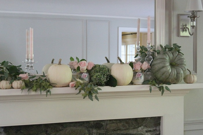 Mantel Decorating Inspiration 1