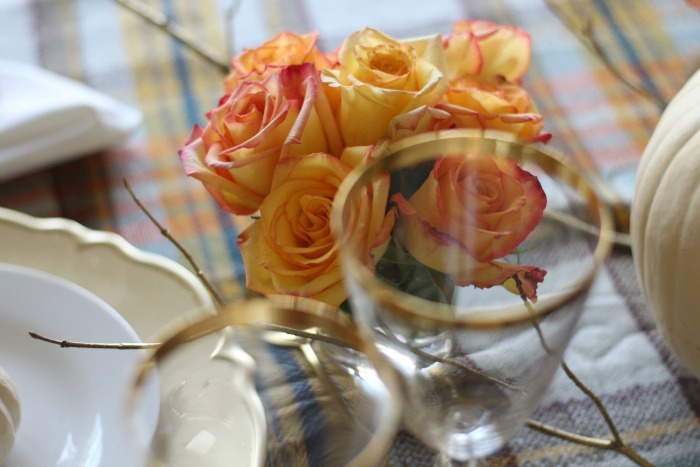 Rose and Glass