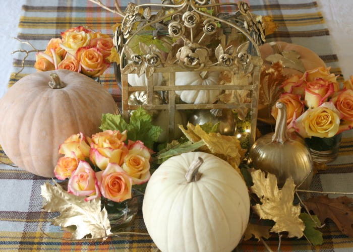 Thanksgiving Table Centerpiece 1