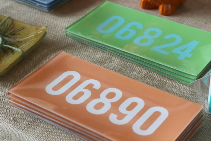 Zip Code Trays