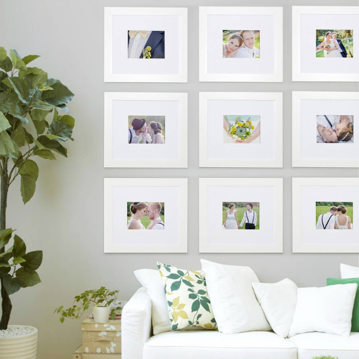 Same frames