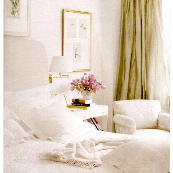 Dreamy Bedroom Color Palettes: Neutral Palette, Dreamy Bedroom
