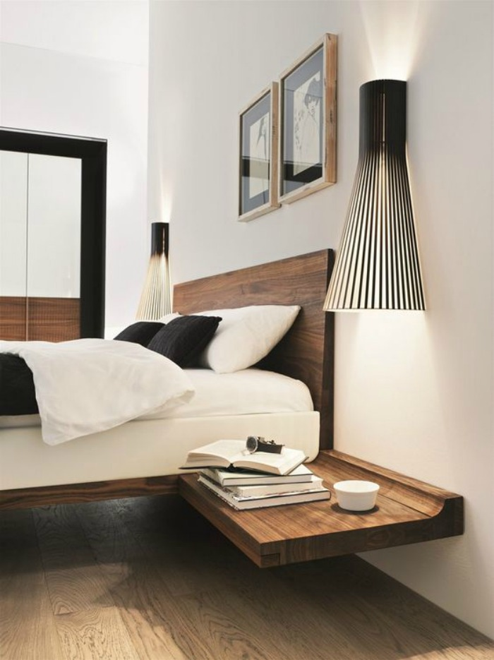 Floating Bedside Table 4