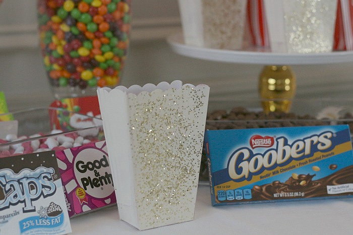 Glitter Candy Bags